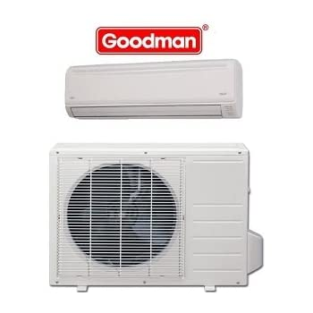Amazon Com Goodman 18 000 Btu Msh183e15ax Mc Ductless