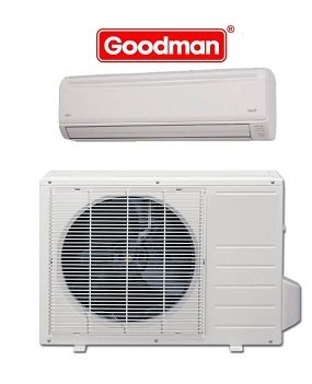 Goodman 24,000 btu MSC243E15AX/MC ductless mini-split cooling only by Goodman