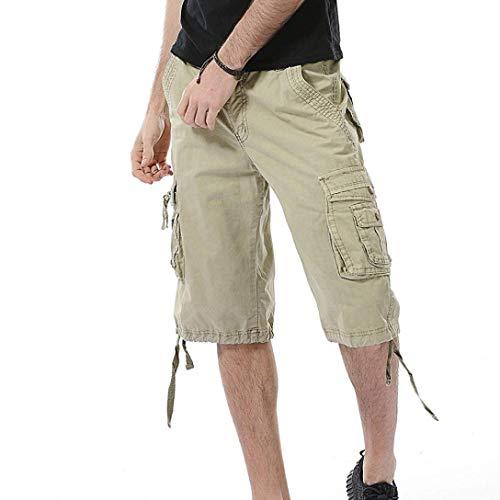 Uomo Spiaggia Puro Lavoro Pantaloni Khaki Nvfshreu Stile Colore Semplice Uomo Da SIzpZx1q
