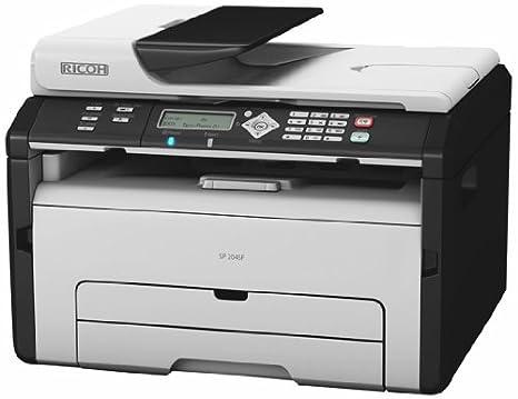 Ricoh Aficio SP204SF - Impresora multifunción monocromo: Amazon.es ...