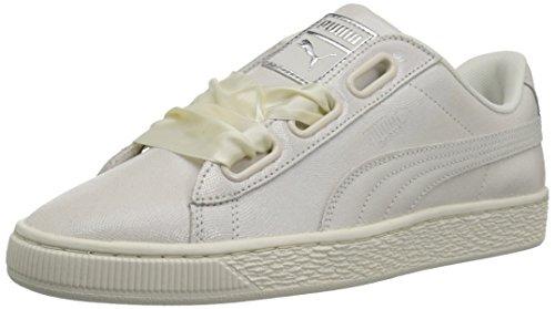 puma Basket White White Sneaker PUMA NS Wn Puma Womens Heart 1q6SxwU7