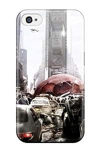 Perfect Fit DjhbnOn157ztqRz Prototype Case For Iphone - 4/4s