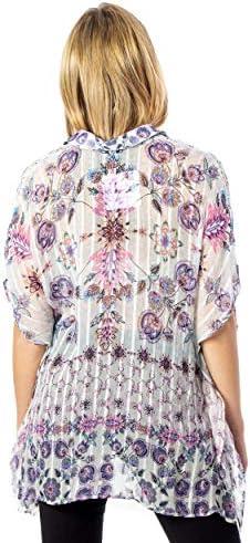 Desigual 20SWCW01 Short Sleeve Shirts Women Pink M