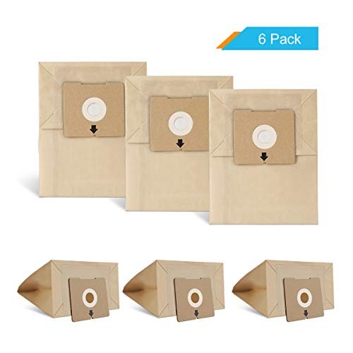 Lowest Price! LANMU Dust Bags for Bissell Zing 4122 Canister Vacuum, Replacement Bag Compatible with...