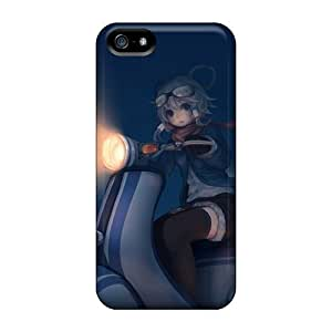 New Cute Funny Vocaloid Draw 2 Case Cover/ Iphone 5/5s Case Cover