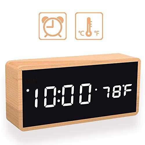 Upgraded Digital Alarm Clock