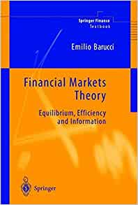 a comparison of efficient market theory and inefficient market theory in financial economics Market participants the efficient market hypothesis (emh) asserts that financial markets are efficient on the one hand, the definitional 'fully' is an exacting requirement, suggesting that no real market could ever be efficient, implying that the emh is almost certainly false on the other hand, economics is a.