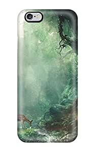 Carroll Boock Joany's Shop Hot New Shockproof Protection Case Cover For Iphone 6 Plus/ Bambi Jungle Case Cover