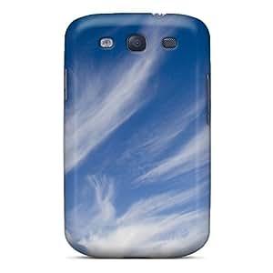 Pretty XlXqAMc1403jLIDI Galaxy S3 Case Cover/ Blue Skies 2 Series High Quality Case