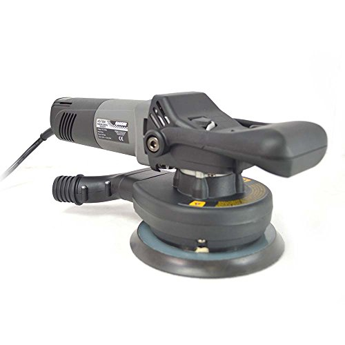 Hardin HD-7800 6-Inch Variable Speed Random Orbital Sander with Dust Bag - 6 Amp 700W 2500-10,000 OPM Replaces Porter Cable 7346SP Random Orbit Sander