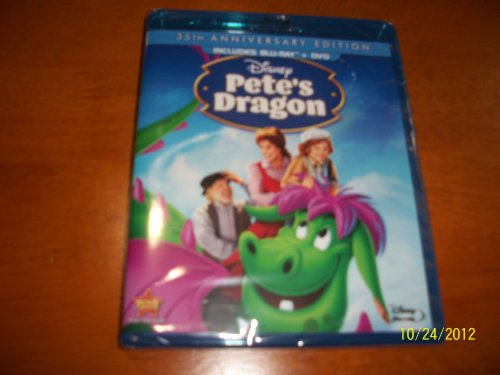Pete's Dragon 2 Disc Anniversary Edition
