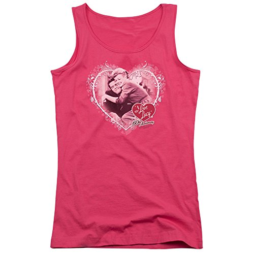 i love lucy tank top - 6