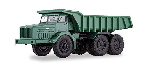 Start Scale Models SSML011–Tank Soviet Union 530Truck Benne (40Tonnen Green (Limited Edition)