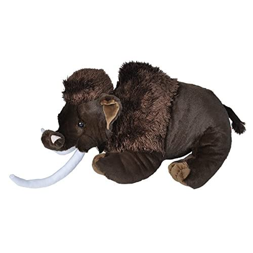 Best Wild Republic Jumbo Woolly Mammoth Plush Giant Stuffed Animal