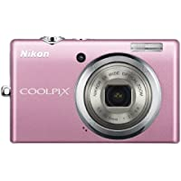 Nikon Coolpix S570 12MP Digital Camera with 5x Wide Angle Optical Vibration Reduction (VR) Zoom and 2.7-Inch LCD (Pink) Benefits Review Image