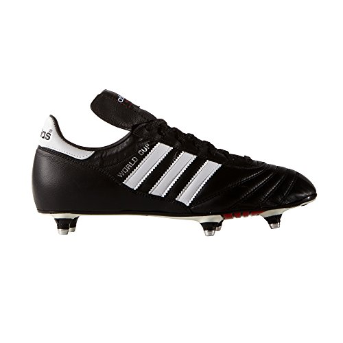 - adidas World Cup FG Firm Ground Mens Soccer Boot Black/White - US 7.5