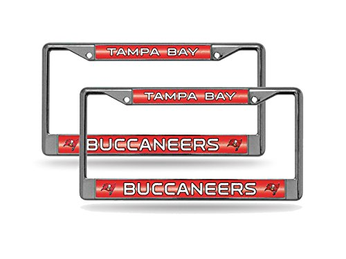 license plate frame buccaneers - 8