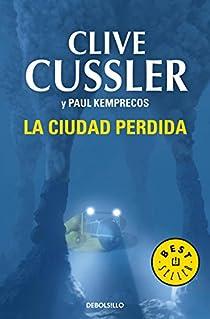 La ciudad perdida par Cussler