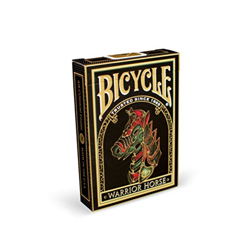 Bicycle Warrior Horse Deck (Chinese Playing Cards Deck)