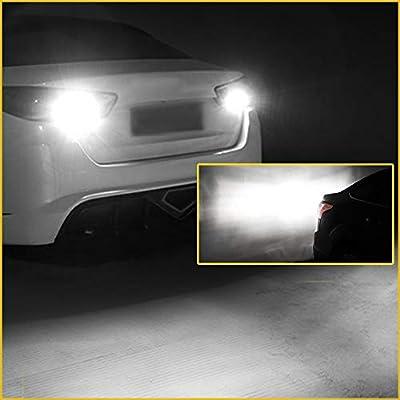 2PCS Car Back Up Lamp Bulb W16W T15 12067 Brake Light Bulb 921 Tail Lamp Bulb