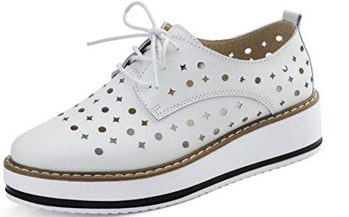 Pour Femme Sandale Mode Chaussure Casuel Ajouré 40 Respirante Chaussure Marcher Basket LFEU 35 Loafers IxHfanA