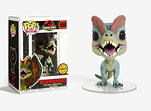 Funko 26736x Pop! Jurassic Park - Dilophosaurus Chase Pop! Vinyl