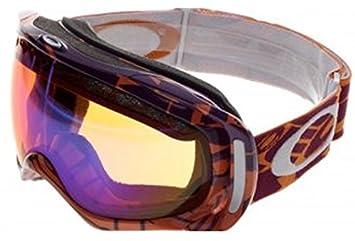 Oakley Crowbar 01-895 Snow Cadre Lunettes de natation (sans objectif ... 2133a82c7a56