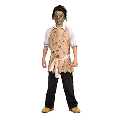 Texas Chainsaw Massacre Leatherface Child Size Apron of Souls: Toys & Games