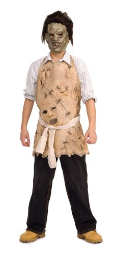 Texas Chainsaw Massacre Leatherface Child Size Apron of (Boys Leatherface Costumes)