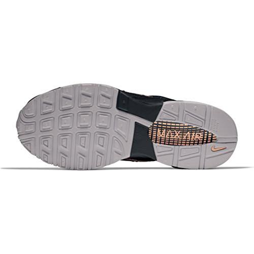 Nike Wmns Air Max Torch 4 Donna 343851-012 Nero / Mtlc Oro Rosa-atmosfera Grigio