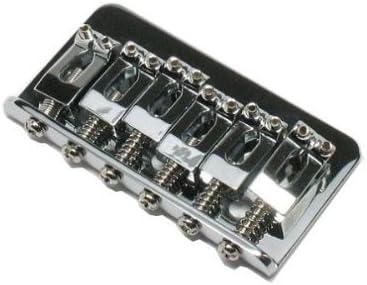 hardtail Strat bridge assembly chrome Fender 005-8274-000 import models