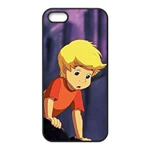 iPhone 5,5S Phone Case Black Characters DZW9558711