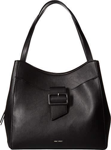 Nine West Women's Cypress Jetset Shoulder Bag Black One Size