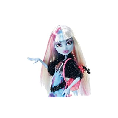 Monster High Picture Day Abbey Bominable Doll: Toys & Games