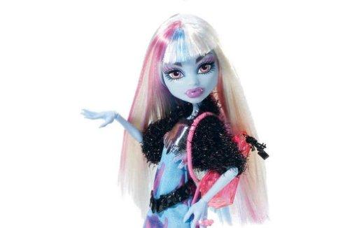 Monster High Puppe Abbey