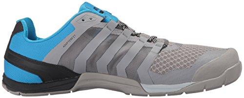SS17 Black Lite Training 235 Blue Grey Shoes Inov8 F 7XgwnfHH8
