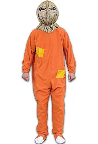 [Trick r Treat Movie SAM Costume] (Sam Trick R Treat Costumes)