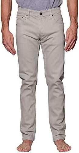 Victorious Men's Skinny Fit Color Stretch Jeans DL937