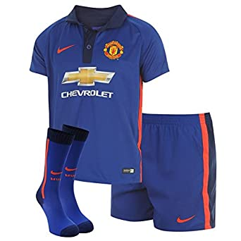 59921120c7b MANCHESTER UNITED 2014 15 Junior Third Minikit