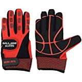 Ball Hog Ball Handling (Weighted) Gloves X-Factor (XL) - Basketball Training Aid