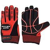 Ball Hog Gloves (Weighted) Anti Grip Ball Handling X-Factor (Basketball Training Aid)