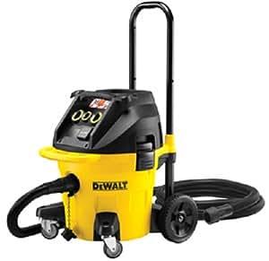 DeWALT DWV902MKIT - Extractor de polvo (Negro, Amarillo)