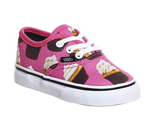 Vans Authentic, Zapatillas Unisex Bebé Rosa (Pink)