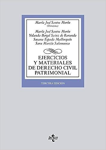 Amazon.com: Ejercicios y materiales de Derecho Civil ...