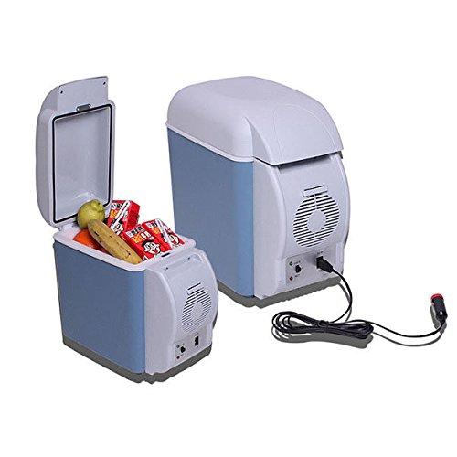 Bazaar 7.5L Car Refrigerator Cooler Mini Portable Freezer - 220 Volt Wine Cooler