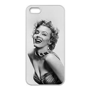 C-EUR Diy Marilyn Monroe Hard Back Case for Iphone 5 5g 5s