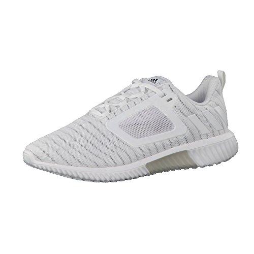 Adidas ClimaCool cm–Chaussures de running pour homme, Blanc–(Ftwbla/Ftwbla/Plamet) 502/3