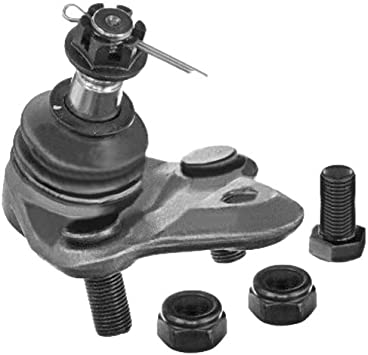 Blue Print ADT38644 Ball Joint with additional parts pack of one