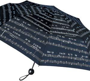 Umbrella -Mini Automatic Singing In The Rain
