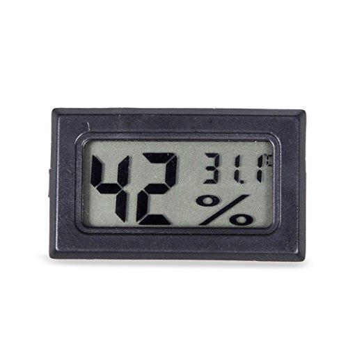 1 PCS sans fil Mini hygromètre Humidité Thermomètre Temp compteur